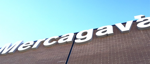 """Mercagavà"", shopping mall in Barcelona"