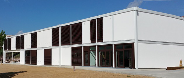 Tordera secondary school in Barcelona