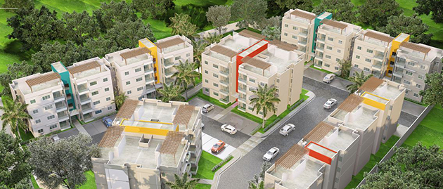 Social Housing (Dominican Republic)